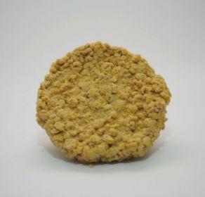 Per effetto dell'urina, i granelli si agglomerano in modo definitivo